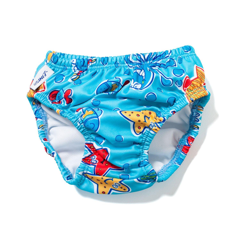 FINIS Kinder Swim Diaper Nappy Octopus