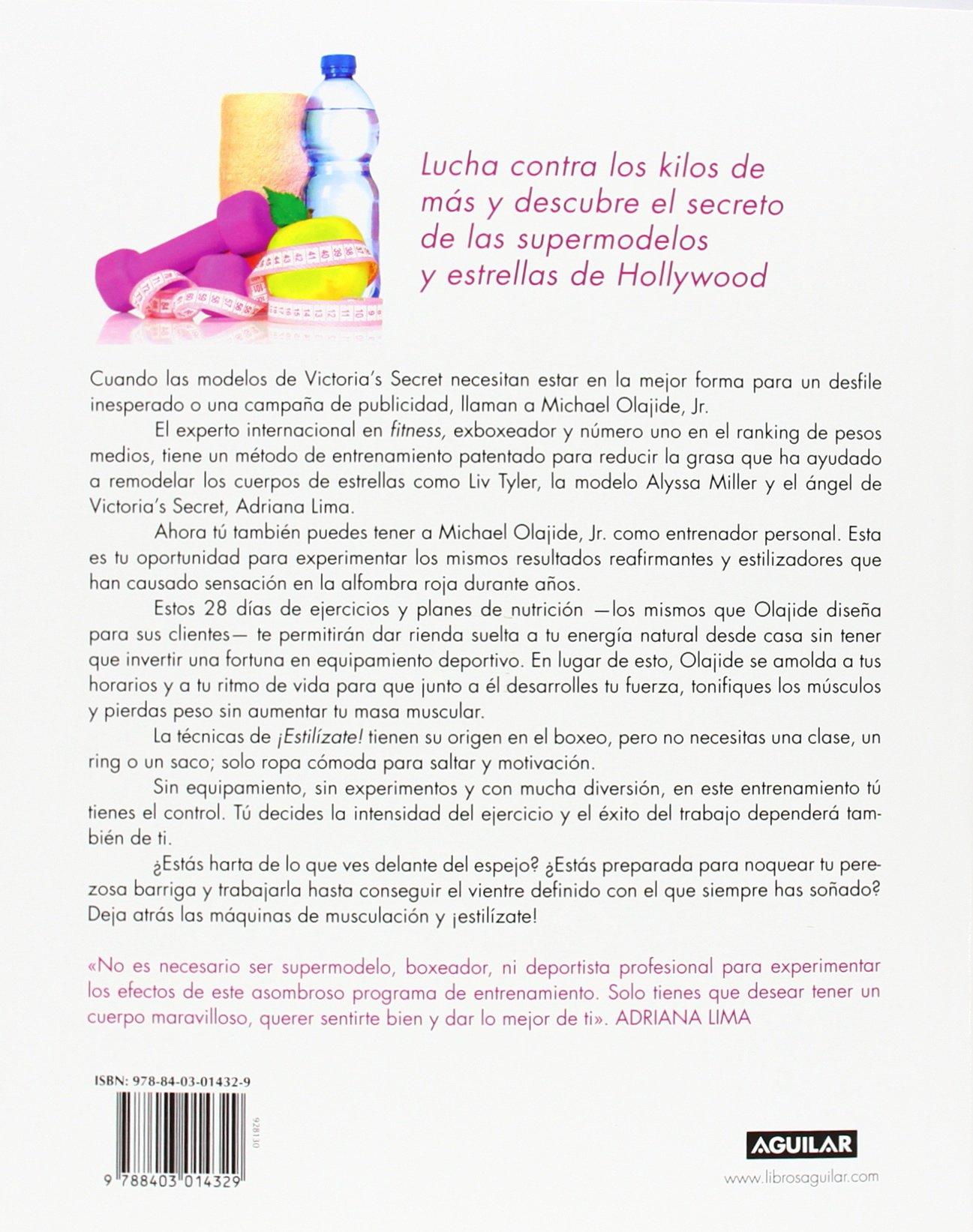 el entrenamiento de alto rendimiento sin pesas que esculpe y define tu figura en 28 días: Myatt Murphy, Michael Olajide: 9788403014329: Amazon.com: Books