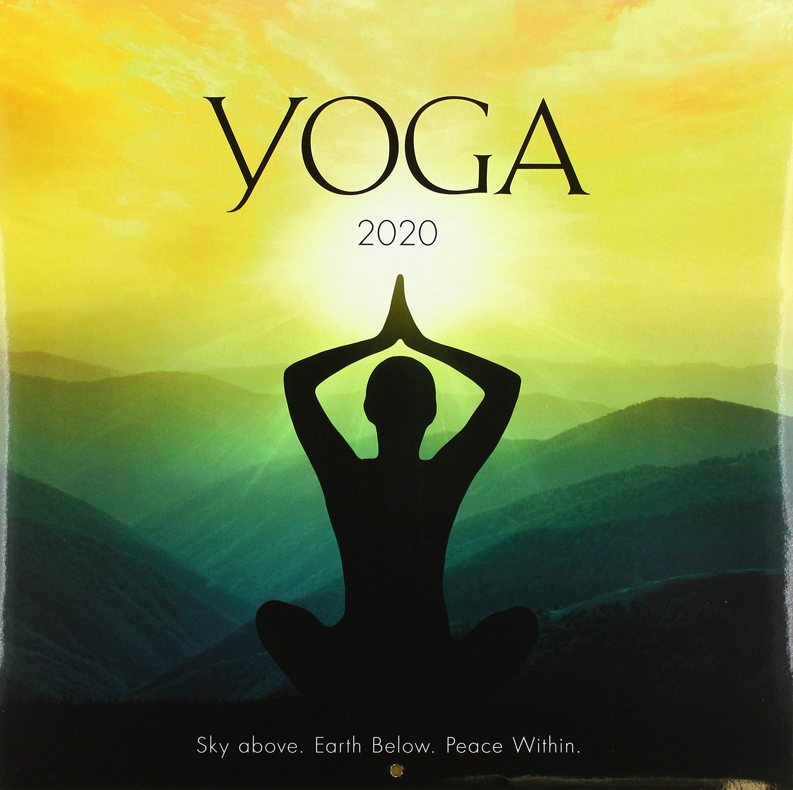 Yoga 2020 Calendar: Amazon.es: Inc. Lang Companies: Libros ...