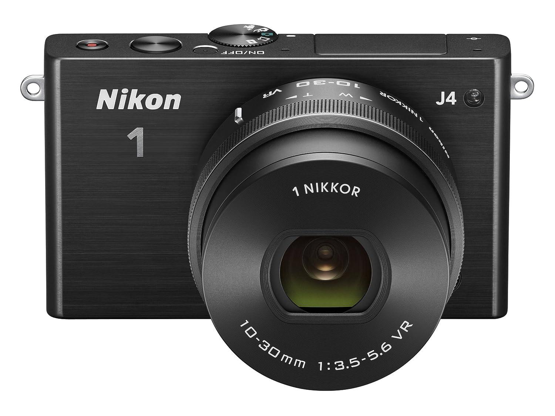 Nikon 1 J4 Systemkamera 3 Zoll Kit inkl. 10-30mm: Amazon.de: Kamera