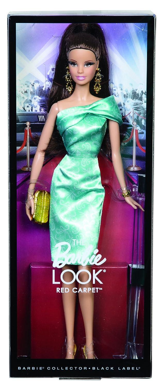 Barbie Muñeca Look con vestido, color verde (Mattel BCP88): Amazon.es: Juguetes y juegos