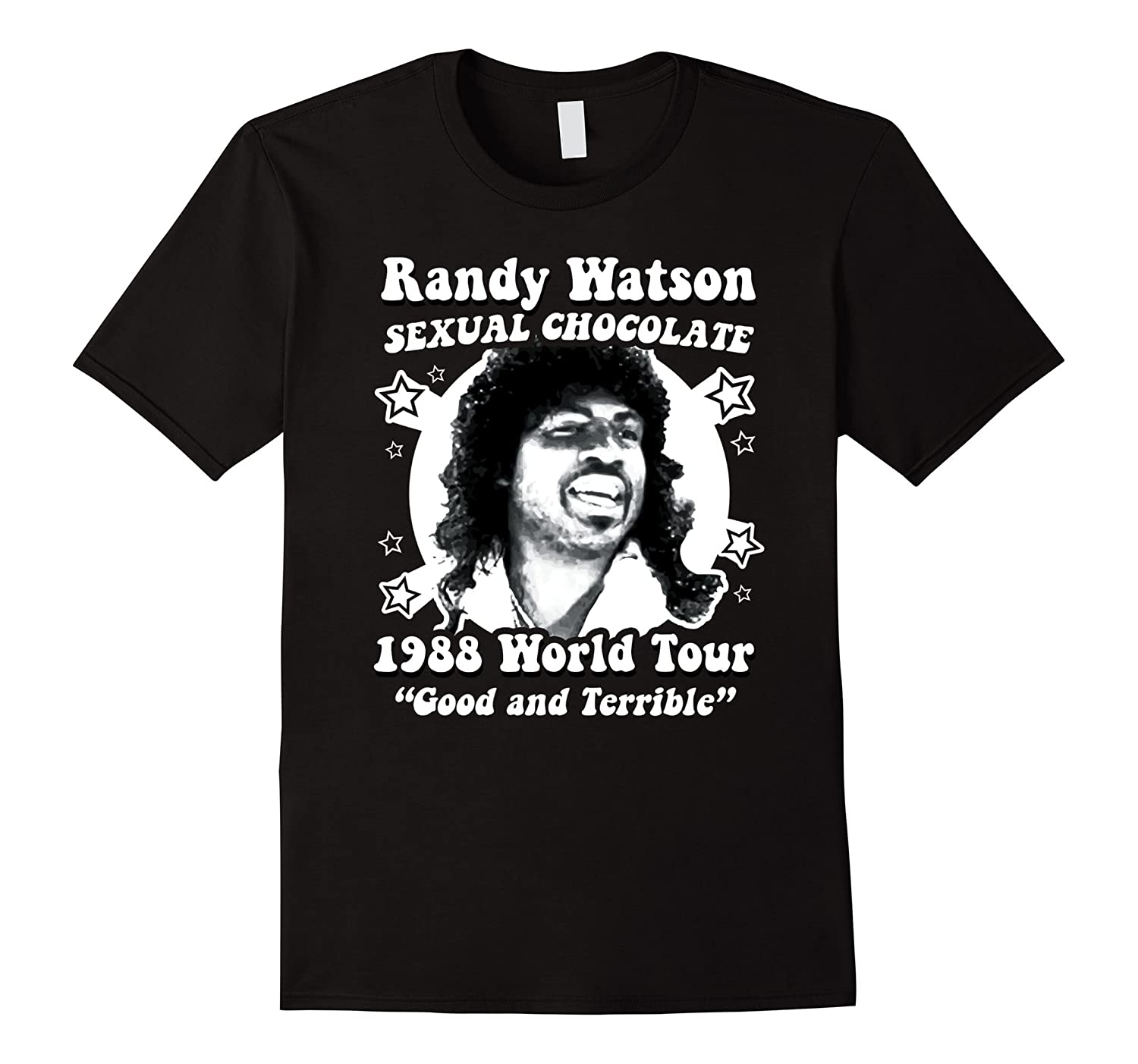 Sexual chocolate world tour t shirt