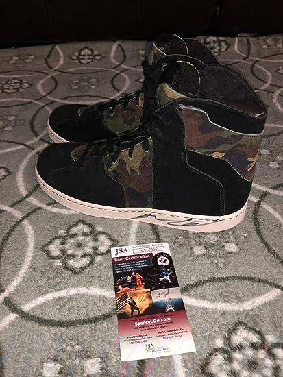 Russell Westbrook Autographed Signed Jordan 0.2 Black Camo ... ec0583130