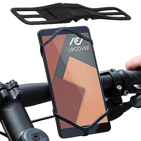 Urcover® Soporte Móvil Smartphone para Bicicleta/Moto   Universal   Stand Base Ultra Estable