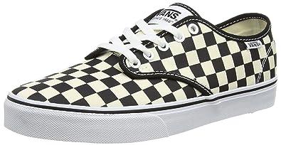 Camden Deluxe, Mens Low-Top Sneakers Vans
