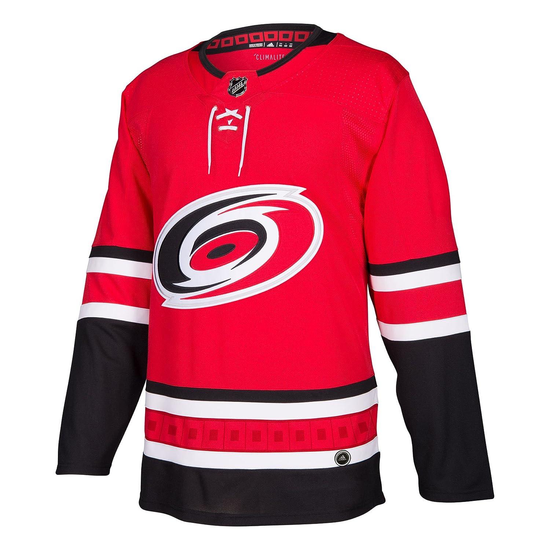 bfc457fe6 ... uk amazon adidas carolina hurricanes nhl mens climalite authentic team  hockey jersey sports outdoors 409de 160c5