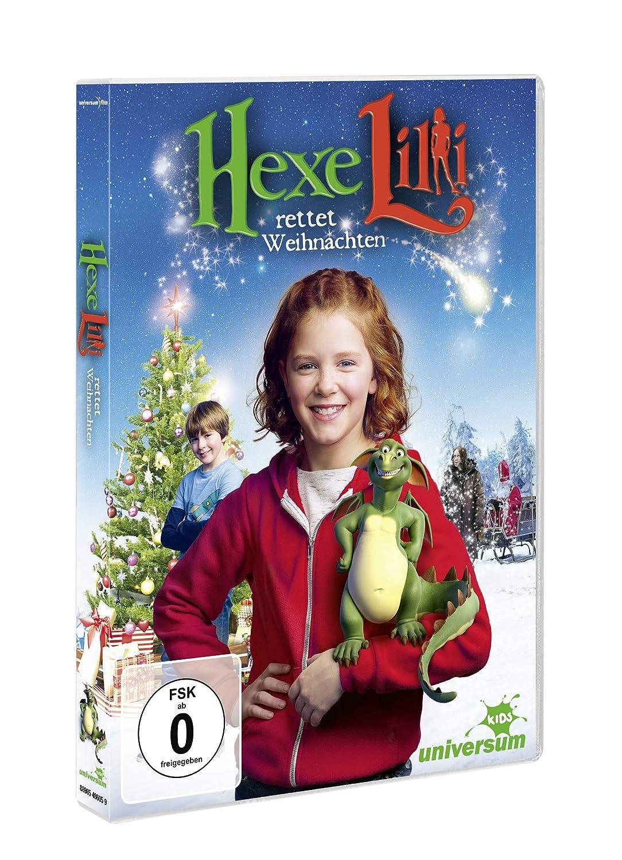 Hexe Lilli rettet Weihnachten: Amazon.de: Hedda Erlebach, Jürgen ...