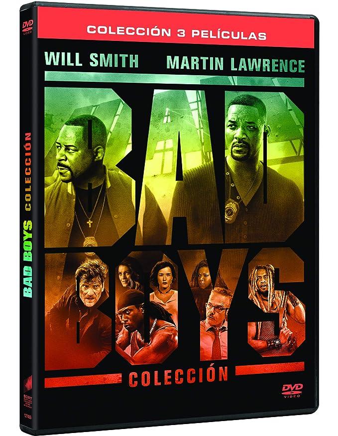 Pack 1-3: Bad Boys [DVD]