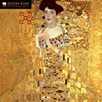 Gustav Klimt Wall Calendar 2019 (Art Calendar) (Square)