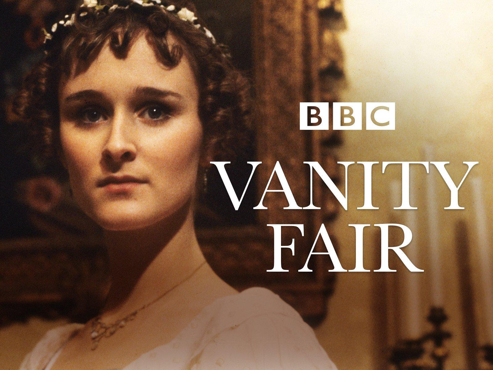 Amazon.com: Vanity Fair (1987): Eve Matheson, Benedict Taylor ...