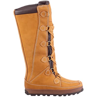 Timberland 31333 Mukluk FTB, Bottes femme Or TR SW5, 42 EU: : Chaussures et Sacs
