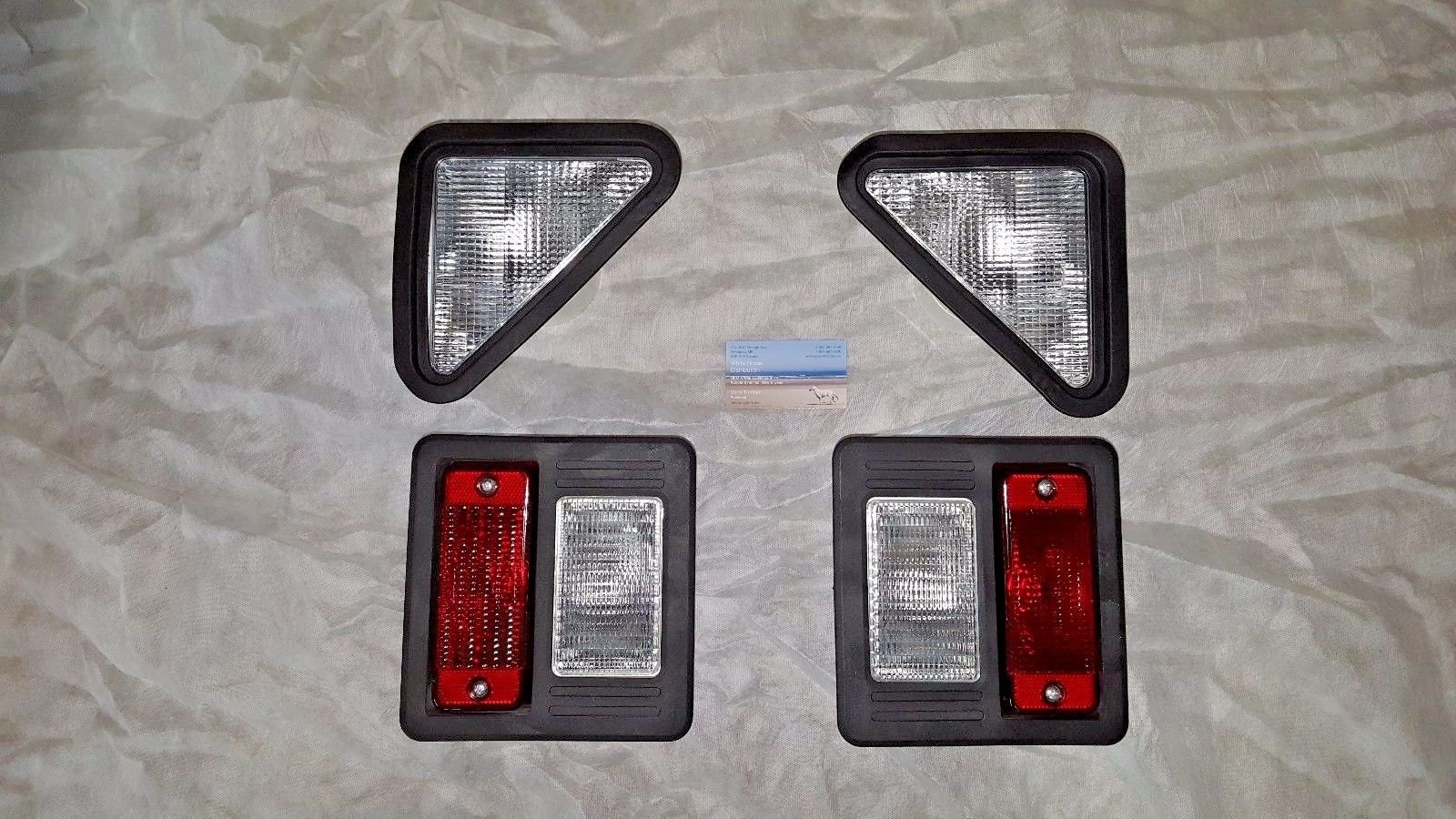 Bobcat Skid Steer Exterior Head Tail Light Kit for S220 S250 S300 S330 T110 T140 by Bobcat