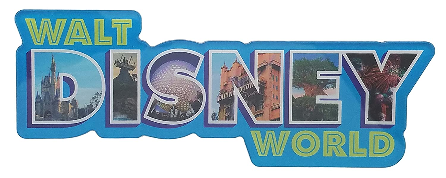 Disney Parks - Walt Disney World Four Parks Magnet