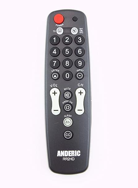 Amazon Simple Big Button Comcast Xfinity Directv Cable
