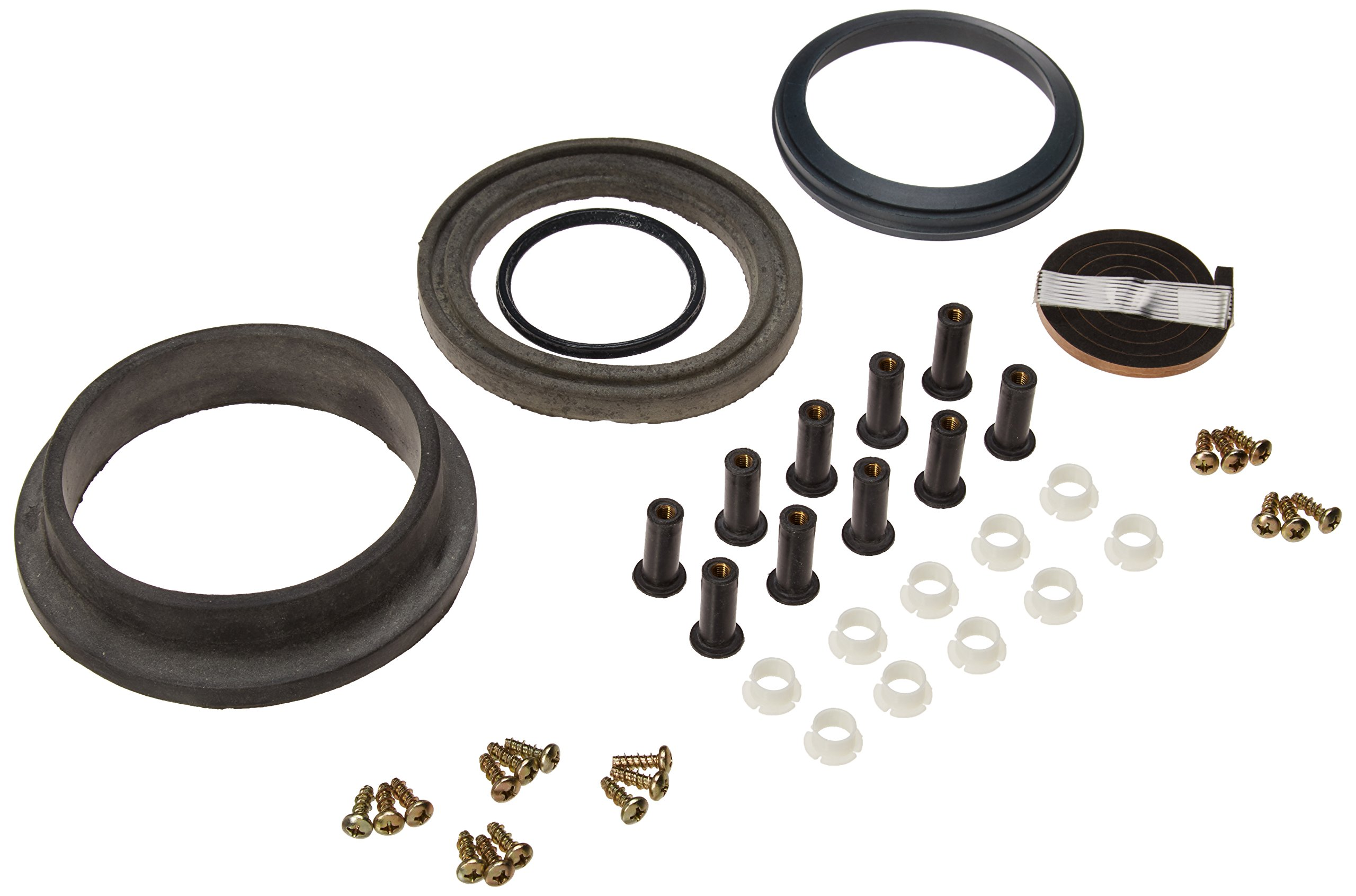 Thetford 28100 Aqua Magic Aurora Toilet Upper Mechanism Seal Replacement Package by Thetford