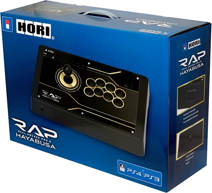 Hori - Real Arcade Pro N Hayabusa (PS4/PS3/PC): Amazon.es: Videojuegos