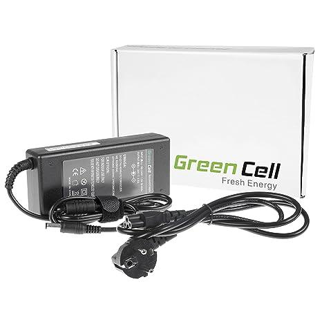 Green Cell® Cargador Notebook CA Adaptador para Fujitsu-Siemens Amilo M6800 Ordenador (Salida