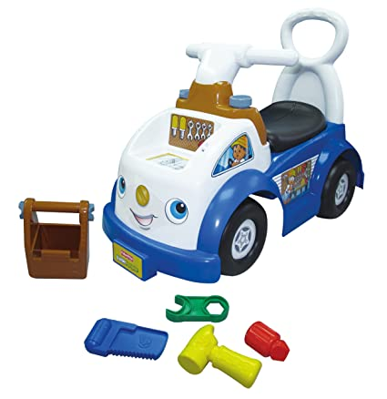 Amazon.com: Fisher-Price Little People Ride-On: Toys & Games