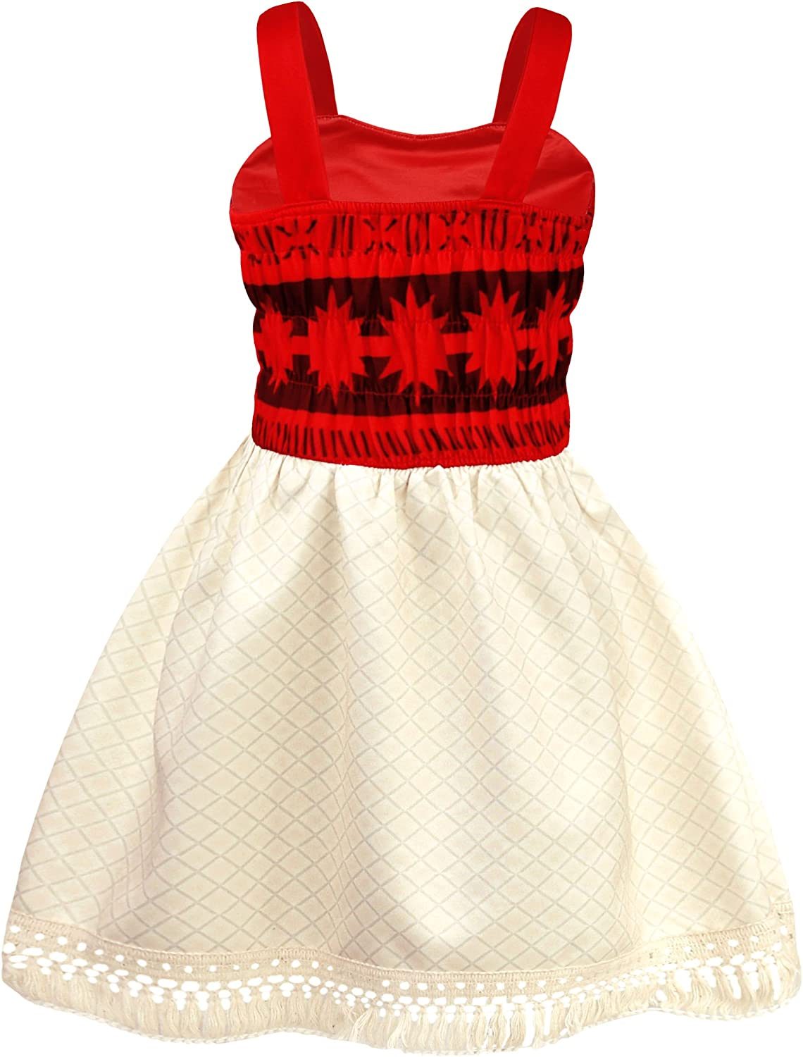 AmzBarley Princess Dress for Girls Fancy Party Cosplay Dress up Outfits Costumes Age 1-12 Years