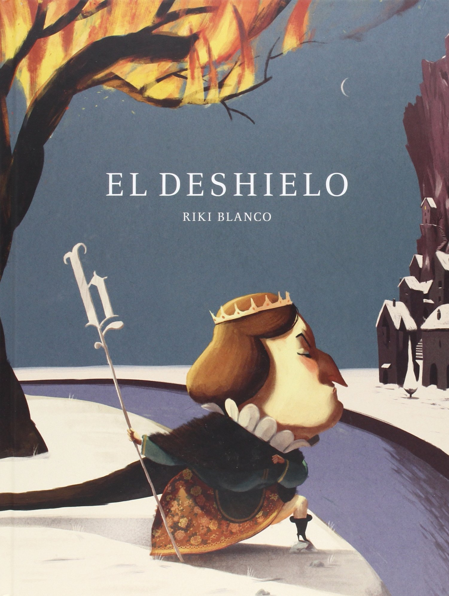 El Deshielo (ILUSTRADOS): Amazon.es: Blanco, Riki, Blanco, Riki: Libros
