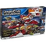 Megabloks - 95214U - Jeu de construction - Dragons Battle - Ultimate Action Dragon Destroyer
