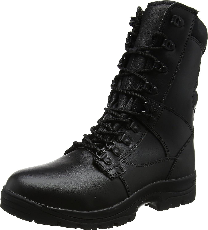 Magnum Elite II Leather Bottes /& Bottines de Travail Mixte Adulte Noir Black