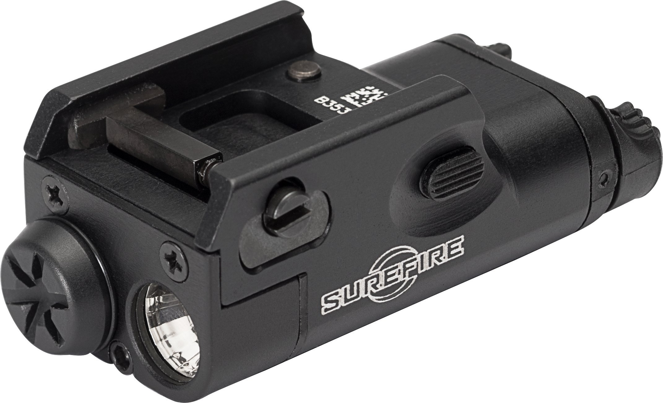 SureFire Weaponlights/XC1-B XC1-B Compact Handgun Light with Improved Constant-On Activation Switches, Black