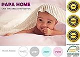 Papahome Premium Hypoallergenic Crib Mattress