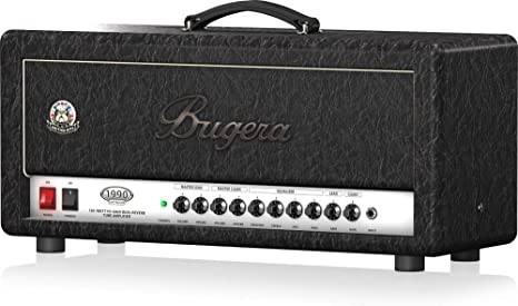 Bugera 044952 - Amplificador cabezal para guitarra: Amazon.es ...