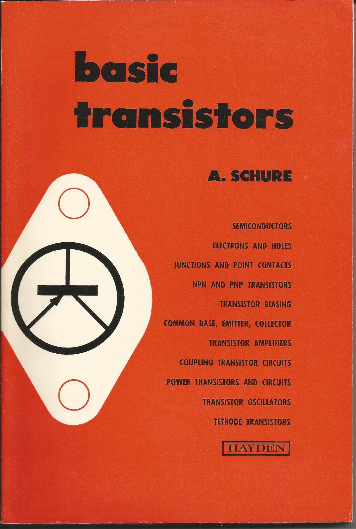 Basic Transistors Alexander Schure 9780810404441 Books Commonbasenpntransistorcircuitjpg
