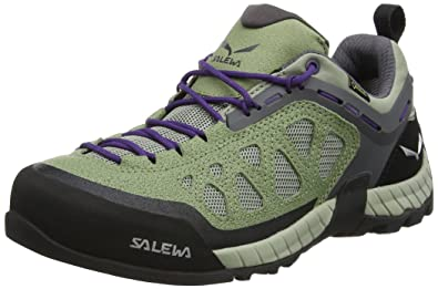 Salewa Firetail 3 GTX Shoes Women Siberia/Purple Plumeria UK 4,5