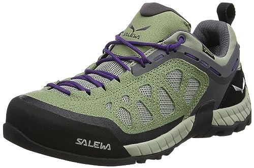 SALEWA WS Firetail 3 GTX, Zapatillas de Senderismo para Mujer: Amazon.es: Zapatos y complementos