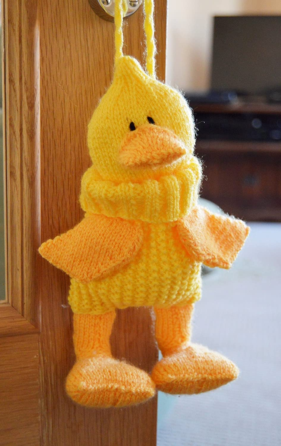 Knitting pattern quacky baggles easter gift bag amazon toys knitting pattern quacky baggles easter gift bag amazon toys games negle Images