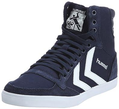 promo code 53bb6 9c5c6 Hummel SLIMMER STADIL HIGH 63-111-7647 Unisex-Erwachsene Sneaker