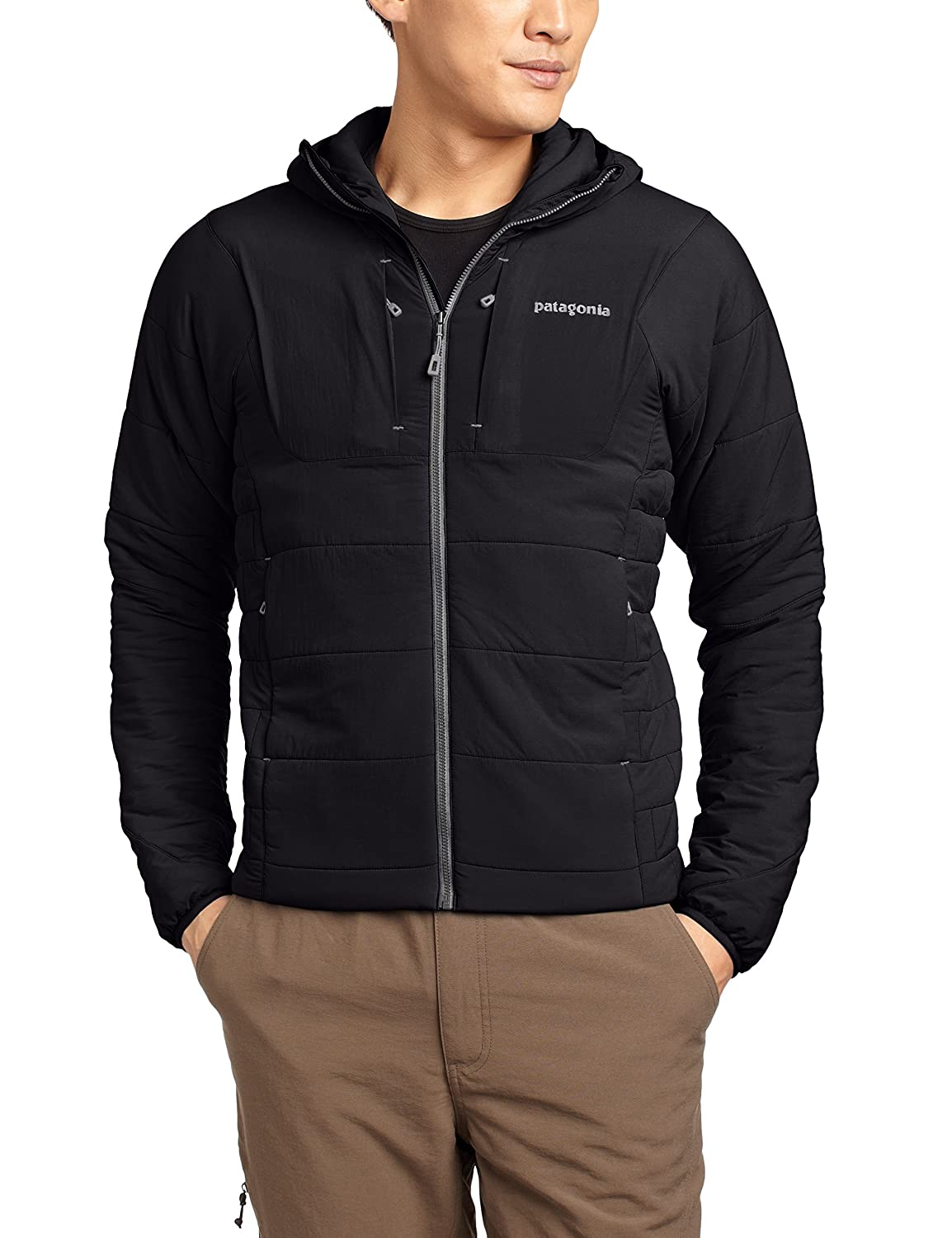 Patagonia Nano-Air Hooded Jacket - Black
