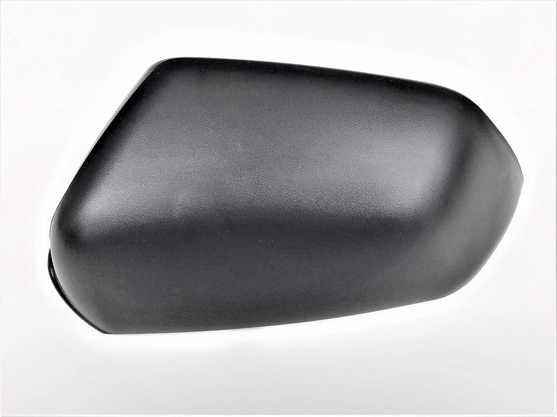 Pro!Carpentis Capuchon de r/étroviseur compatible avec Polo 9N 2005-2009 et Octavia II 1Z3 2004-2007 gauche Noir