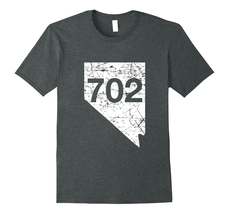 Henderson Las Vegas Paradise Area Code 702 Shirt, Nevada-TH