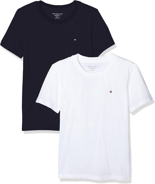 Tommy Hilfiger Jungen T Shirt (2er Pack)