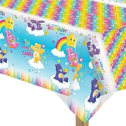 Amazon.com: Mantel de fiesta de cumpleaños para niñas ...