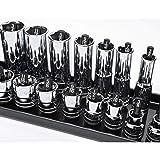 GEARWRENCH 83118 3Piece SAE Socket Rack Tray Set