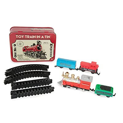Westminster Train in A Tin: Toys & Games [5Bkhe1105026]