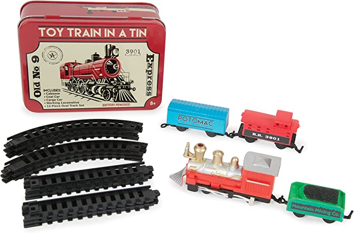 Top 9 Miniature Train Set For Desktop