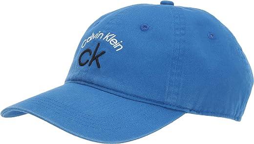 قبعة قابلة للتعديل بشعار كالفن كلاين