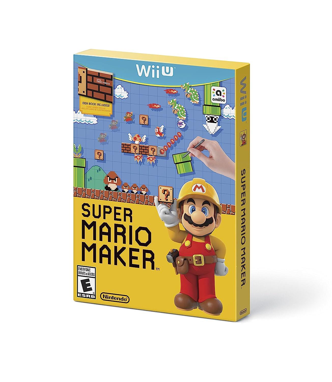 Super Mario Maker - Nintendo Wii U  スーパーマリオメーカー 任天堂 B00KWFCSB2