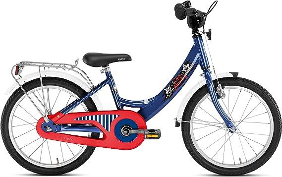 Puky 4328 - Bicicleta infantil , CaptN Sharky, Talla Única ,18 ...