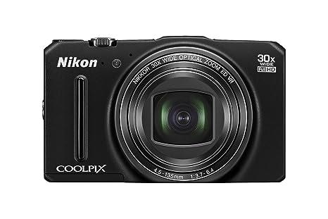 Nikon Coolpix S9700 - Cámara compacta de 16 MP (Pantalla de 3 ...