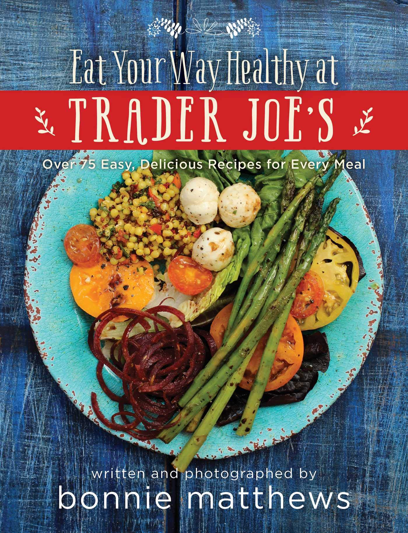 STYLECASTER | Trader Joe's Cookbooks