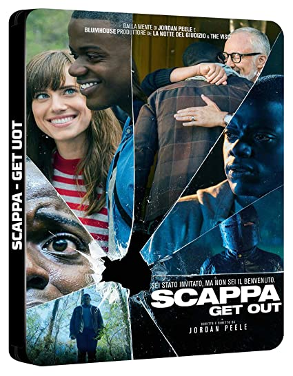 Flucht - Get Out (Steelbook) (Blu-Ray)