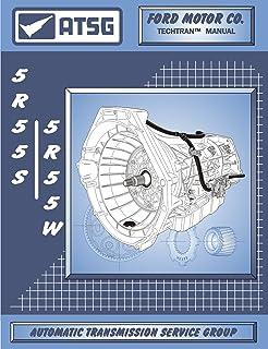 amazon com atsg ax4n ford transmission repair manual ax4n pan rh amazon com ax4n repair manual ax4n repair manual free download
