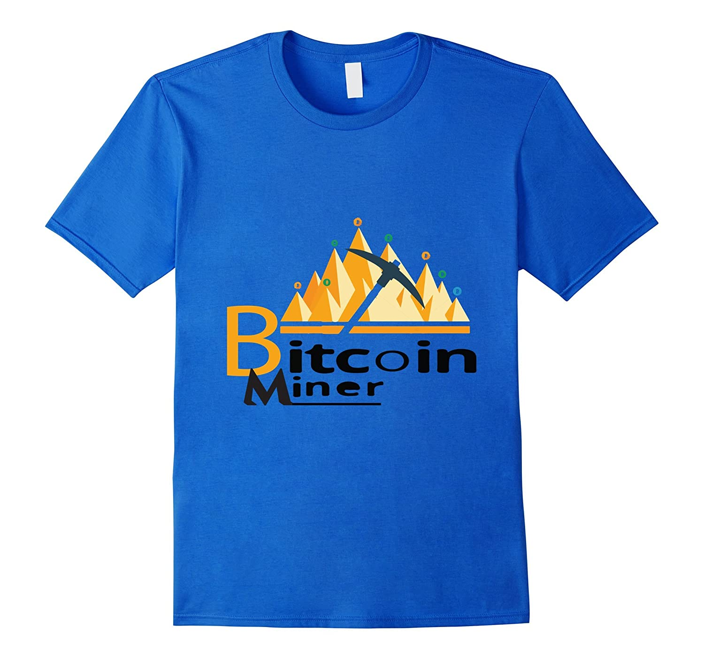 Bitcoin Miner 2017 Original Graphic tshirts-TD